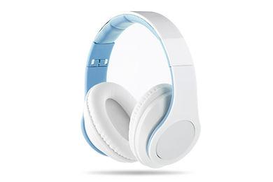 Bleu et Blanc Casque audio