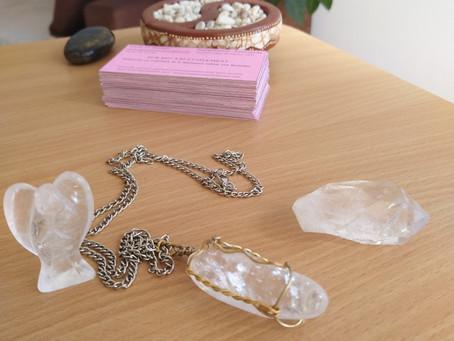 Le Cristal de roche et sa mythologie