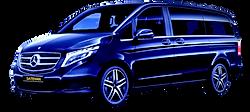chauffeur privé guadeloupe vip mercedes classe v transport haute gamme satevan
