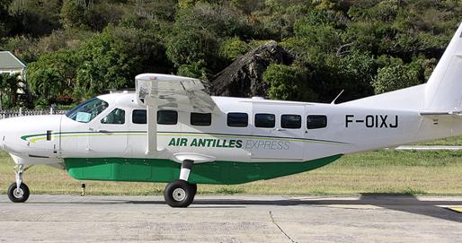 Enfin des vols entre Marie-Galante et la Guadeloupe !