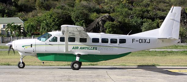 Air Antilles Cessna Caravan 9 places