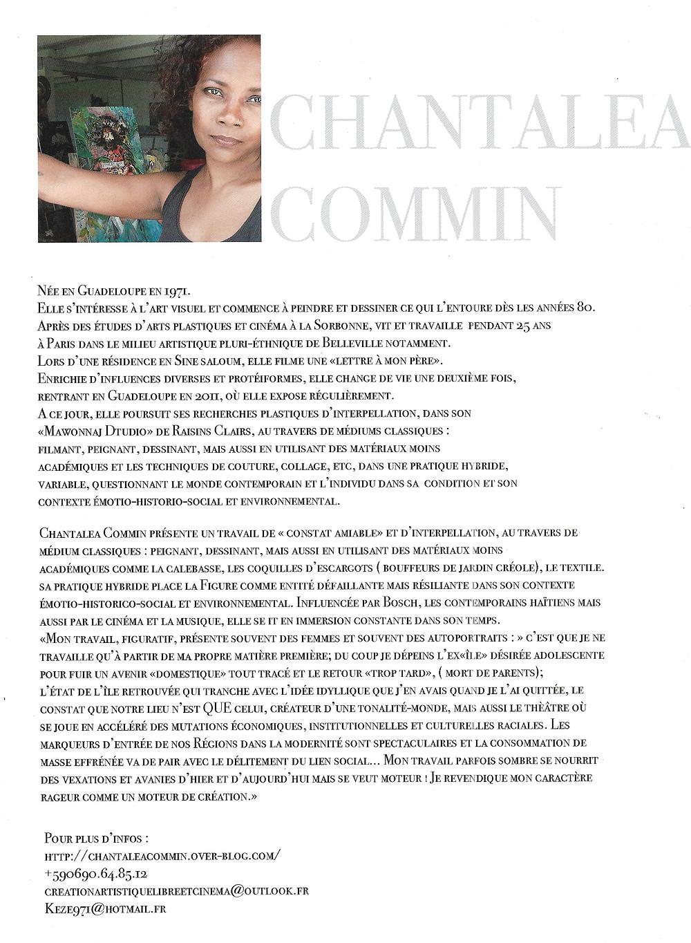 Chantalea Commin