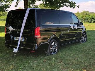 chauffeur privé mariage limousine guadeloupe