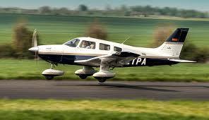 Piper PA-28 4 places les ailes guadeloupéennes