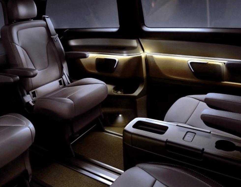 Interieur limousine guadeloupe vip chauf