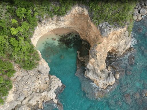 Aux jeunes de Guadeloupe. Explorez, ratissez votre île !