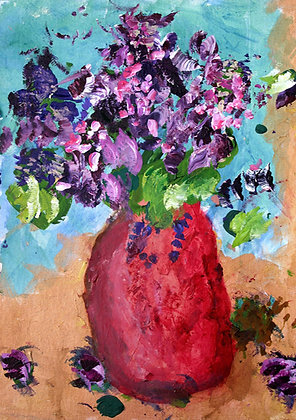 Linda C. - Purple My Lilac