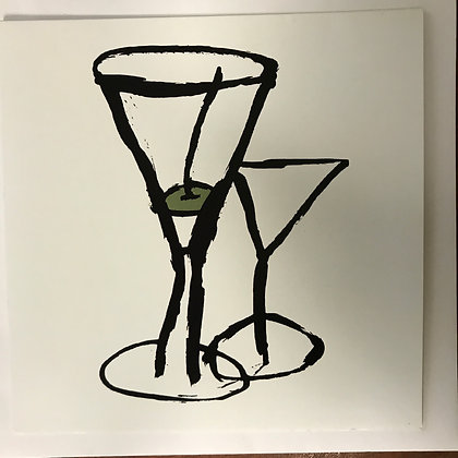Mindy S. - Martinis (Note Card)