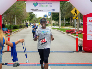 Inaugural All Heart 5K Shows Love to People with Developmental Disabilities