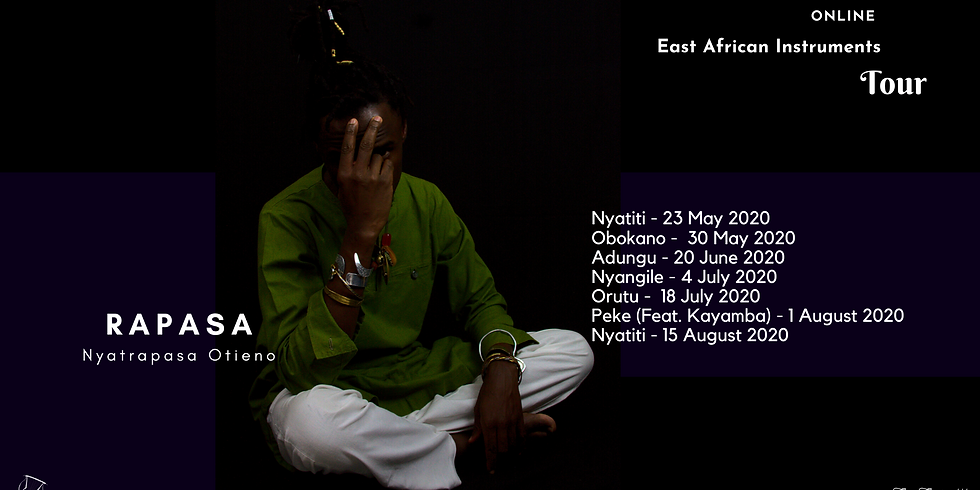 Online East African Instrument Tour