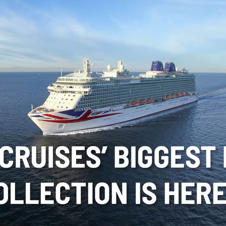 Soak up a cruise