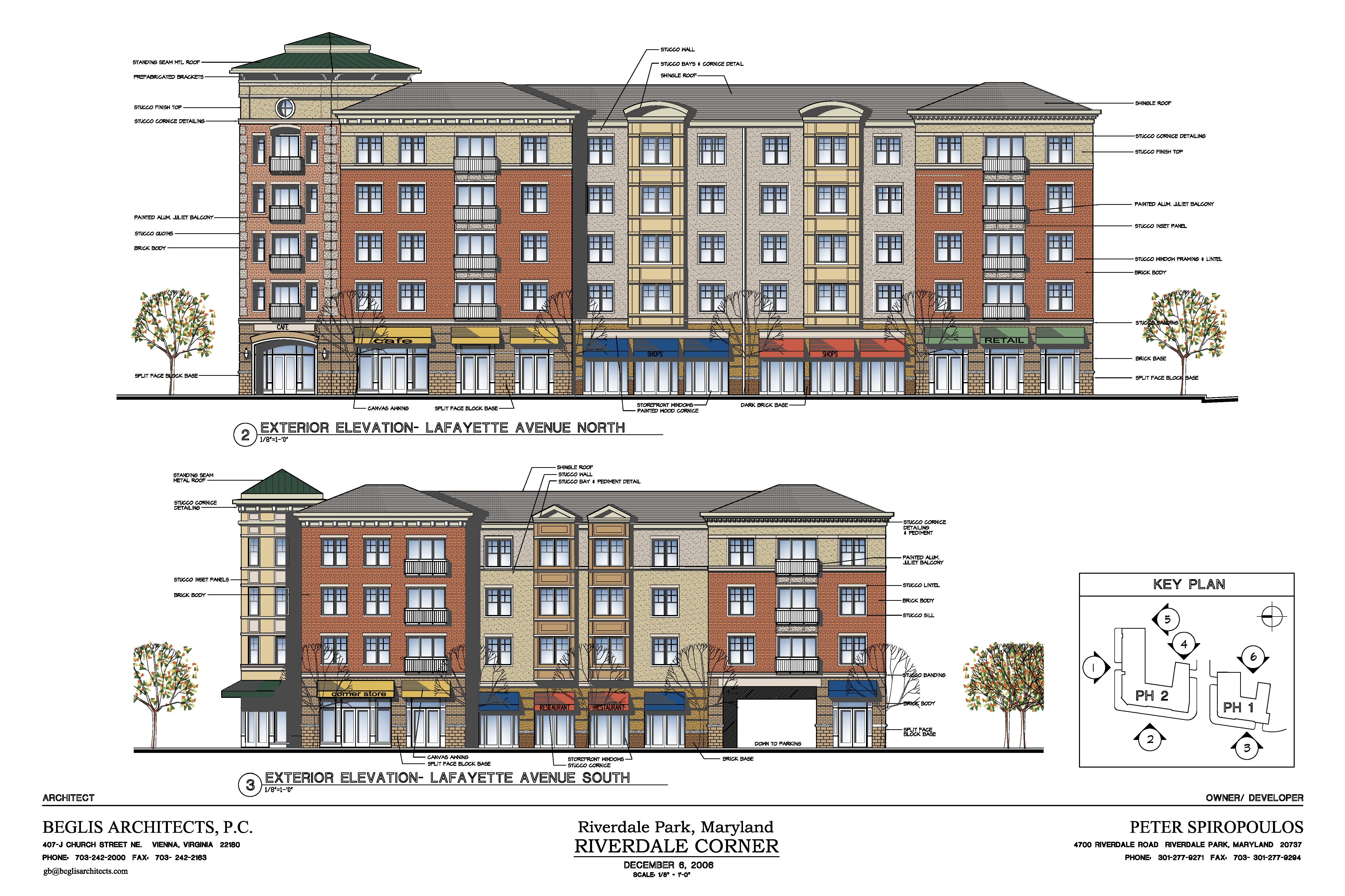 Riverdale Sheet 5- Elevations
