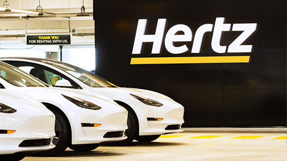 Largest Electric Vehicle Rental Fleet