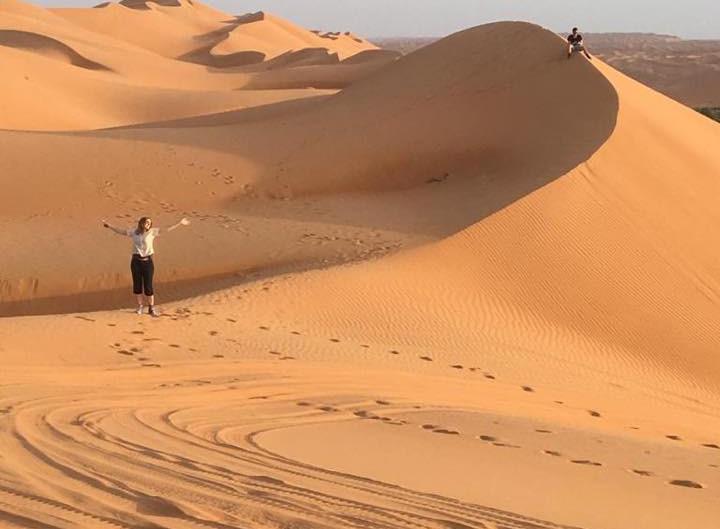 Embark on an Arabian adventure