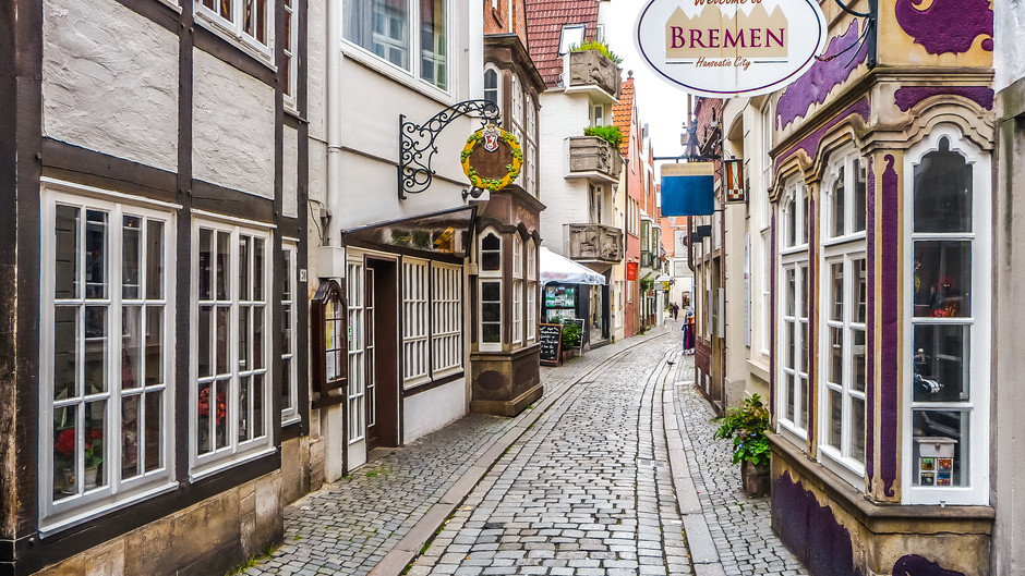 Bremen and Bauhaus