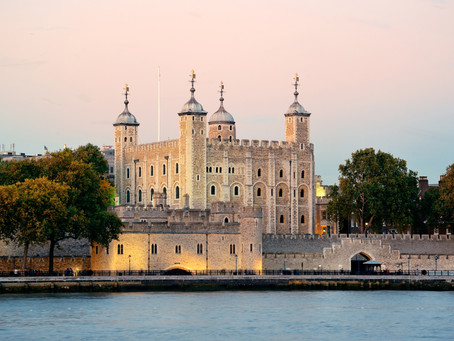 Surprising animals kept at the Tower of London