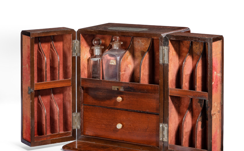 Lord Nelsons Medicine Cabinet