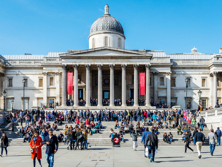 £9.4m grant for National Gallery