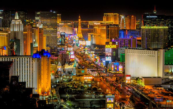 Las Vegas Scores With Endless Sporting Events