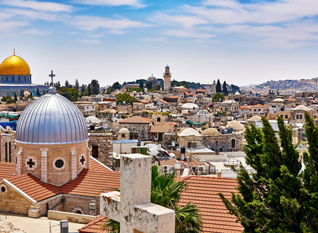 Jerusalem ready to offer a big break