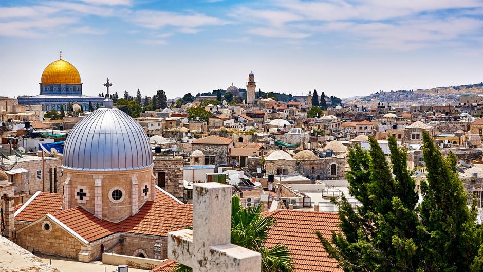 Jerusalem ready to offer a big break