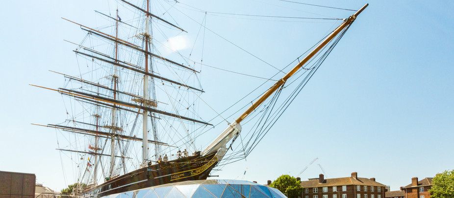 Cutty Sark celebrates its 150th anniversary