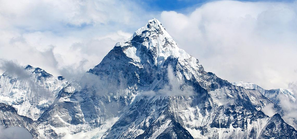 Increìble Monte Everest