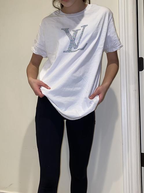 Louis Vuitton Inspired Shirt