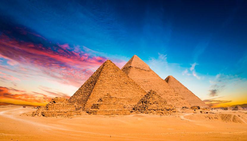 Piràmides de Egipto