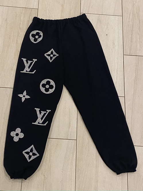 Louis Vuitton Inspired Sweatpants
