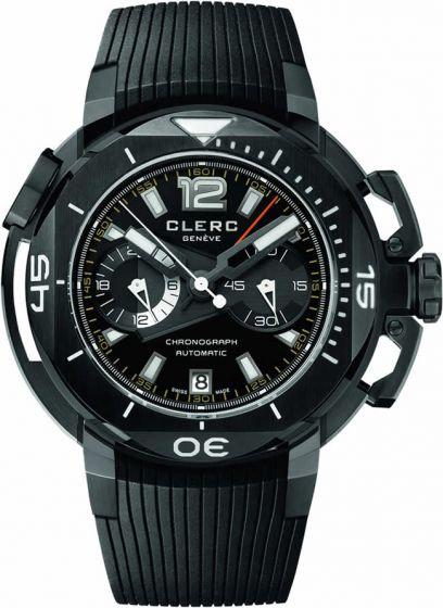 Clerc - Hydroscaph Central Chronograph