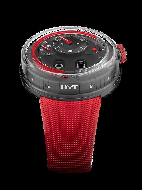 HYT - H0 Gun Metal Red