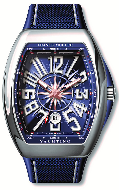 Franck Muller - Yachting