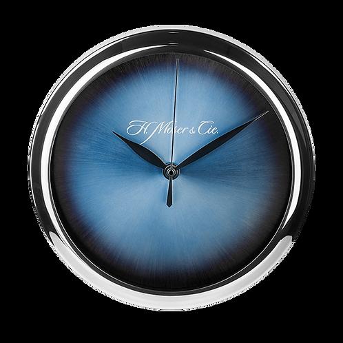H. Moser & Cie - Endeavour Clock (Funky Blue)
