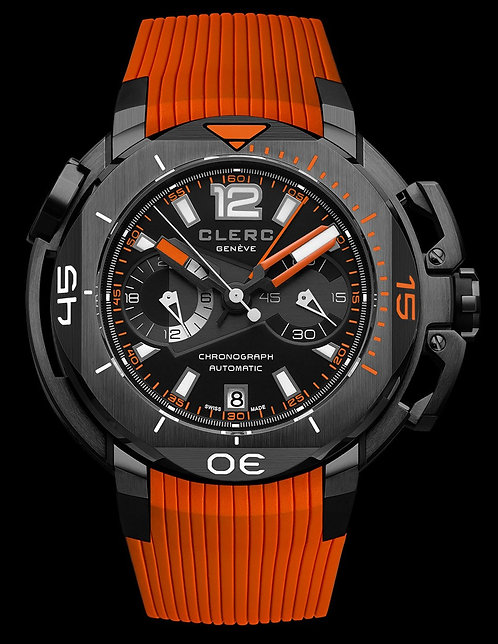 Clerc - Hydroscaph Central Chronograph