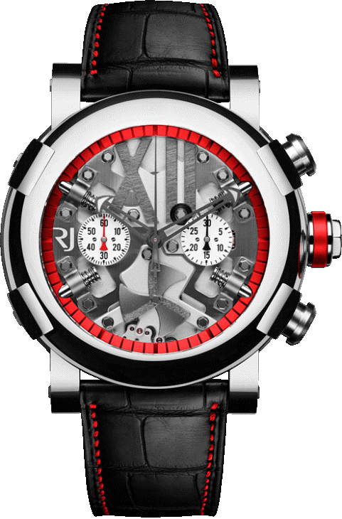 Romain Jerome - Steampunk Chrono Red