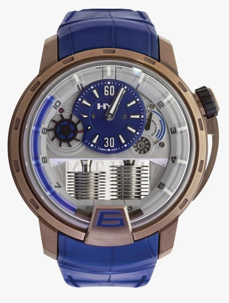 HYT - H1 Rich Time Blue Limited