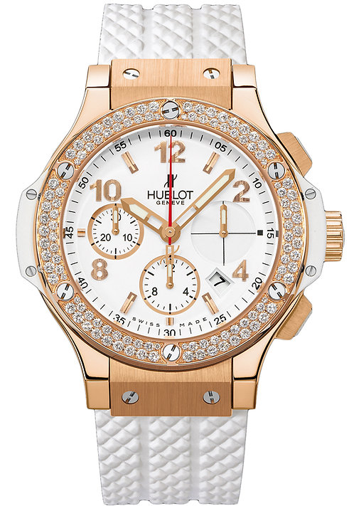 Hublot - Big Bang Gold White Diamonds