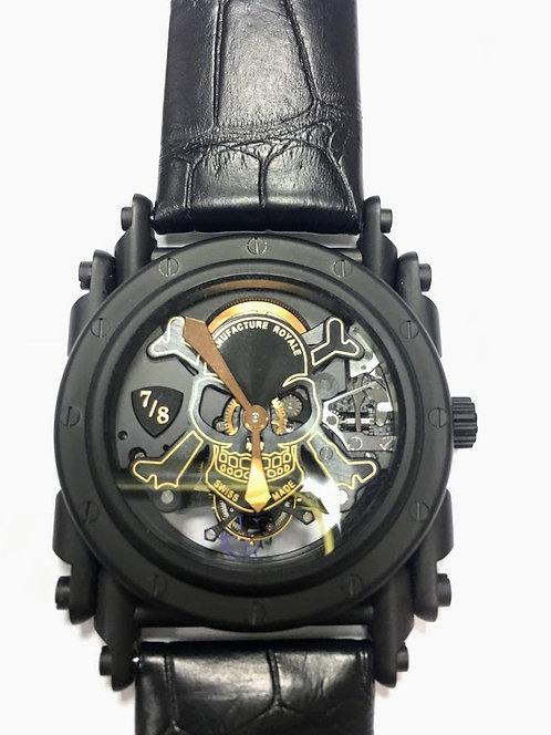 Manufacture Royale - Androgyne Full Black Skull