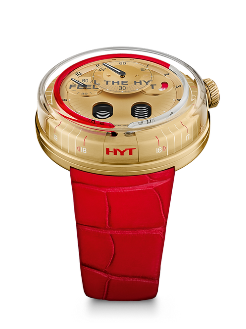 HYT - H0 Red