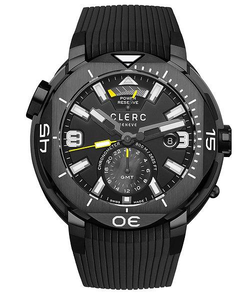 Clerc - Hydroscaph GMT Power-Reserve Chronometer