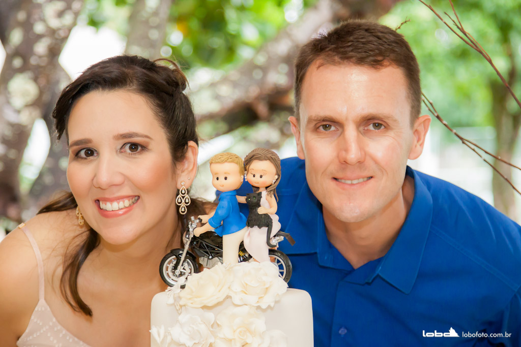 Karinha e Carlos