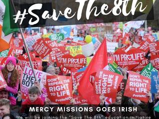 Mercy Missions Goes Irish
