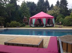 Garden party Pavilion