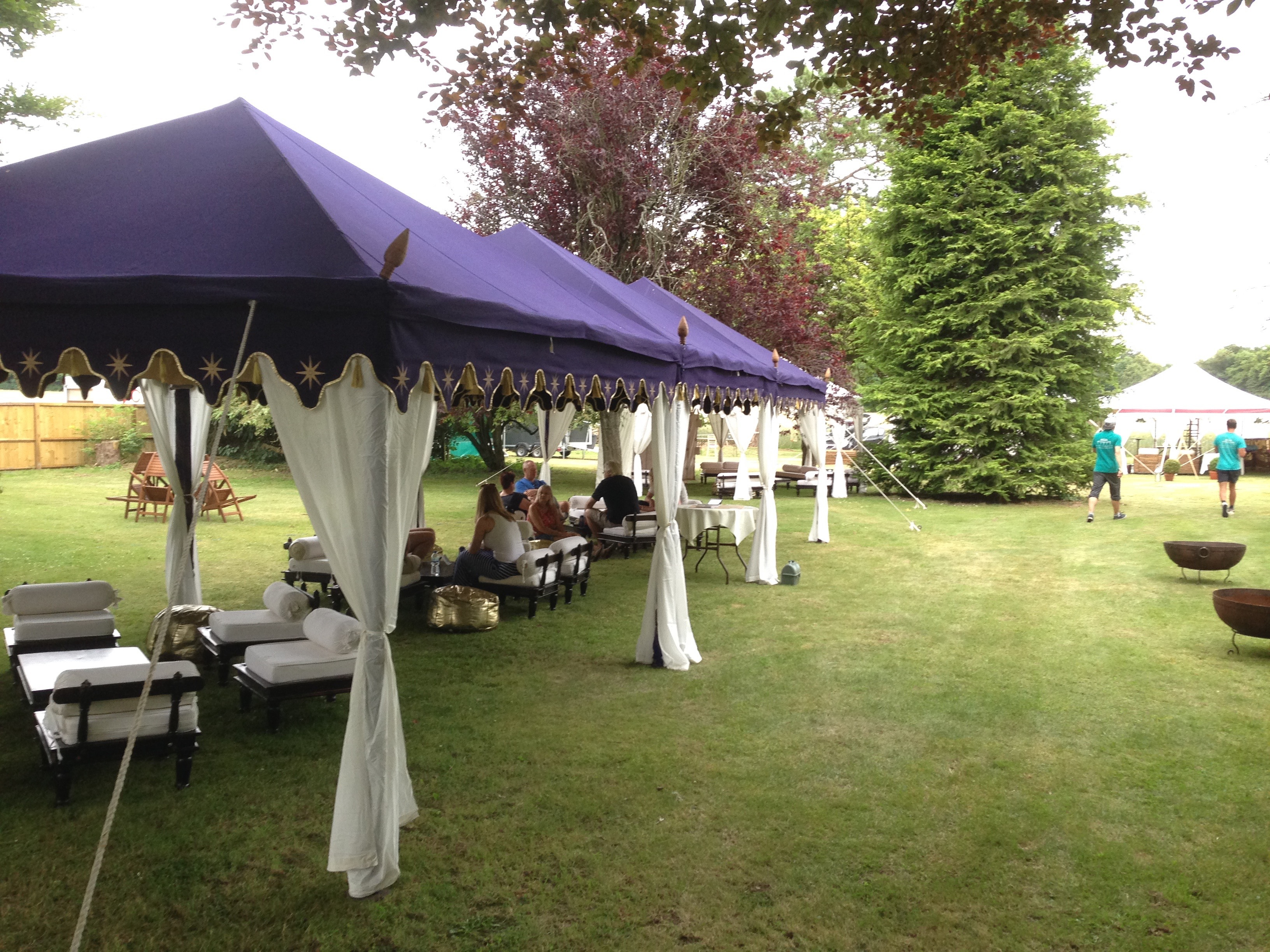 Marquee Hire Nationwide In The UK
