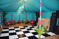 Pink Maharaja Interior