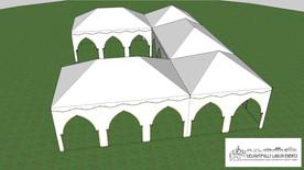 Raj Tent Combo