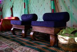 Indian seating