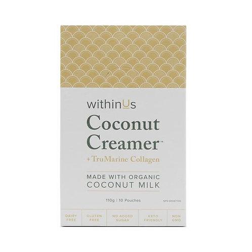 Coconut Creamer Pouches