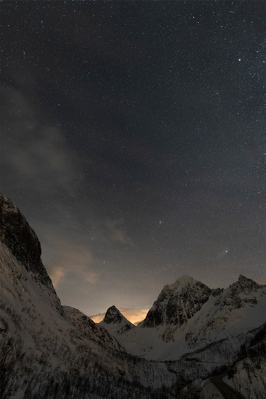 Night Sky (Bergsbotn)